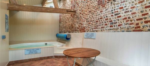 Barsham Barns Spa